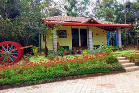 Fern Land Homestay near Kuppali, Koppa, Agumbe