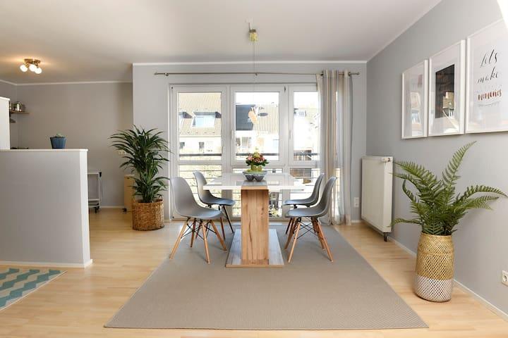 Perfektes Wohnen in Brühl