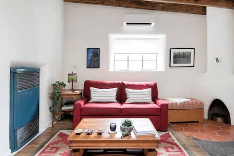 Appartement paisible dans l'Hacienda historique avec jacuzzi privé