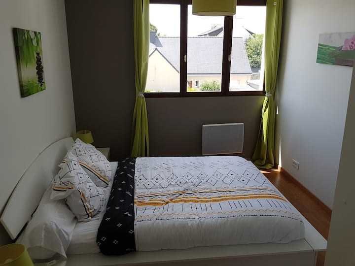 appartement 35m2 avec parking centre Crozon