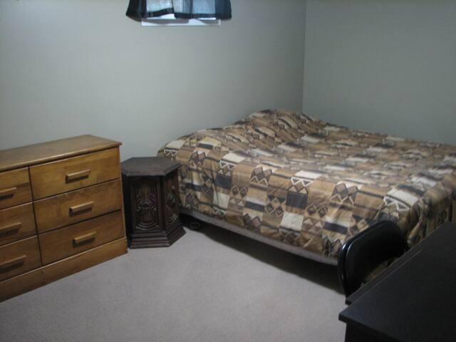 Room #3 Queen Downstairs