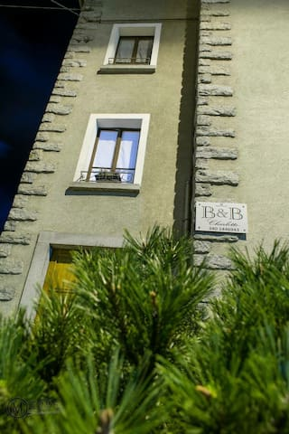 CHARLOTTE Bed and breakfast - Villa di Chiavenna - Annat