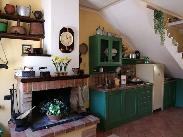 Lovely country house very near to Spoleto