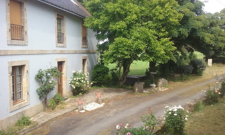 BED AND BREAKFAST + TABLE D'HOTES EN CAMPAGNE