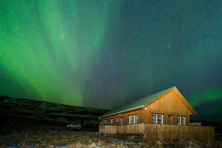North Aurora Lodge Bollastaðir