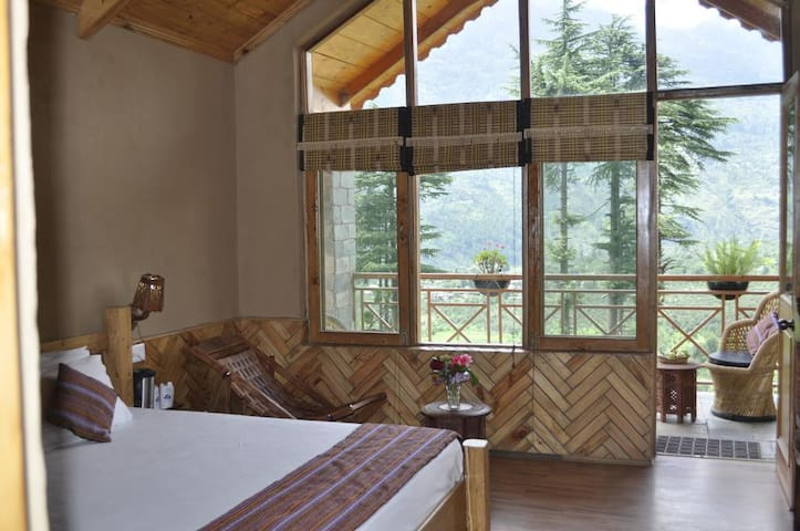 Two bed room Cottage with Panoramic view