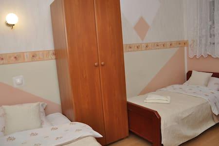 pokój 2 -osobowy - Dźwirzyno