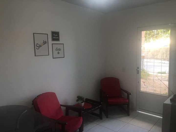 Casa aconchegante no Viana & Moura em Garanhuns