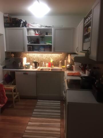 Charming 66 kvm apartment to rent April month - Haninge
