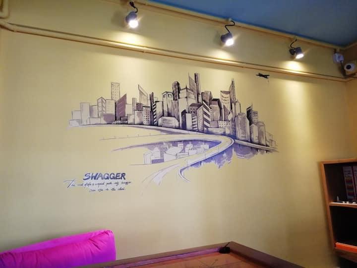 KAUNG Hostel - Single Room