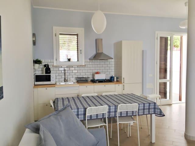 Casa Cobalto confort e relax a 600 metri dal mare - Macari - Appartement
