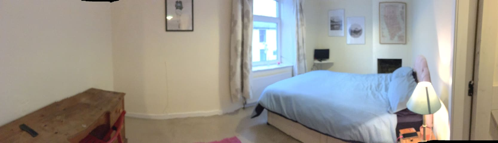 The front double bedroom.
