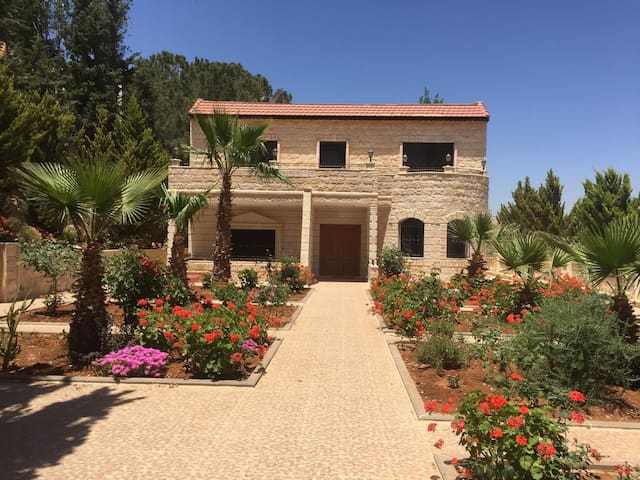 Vacation House in Jordan