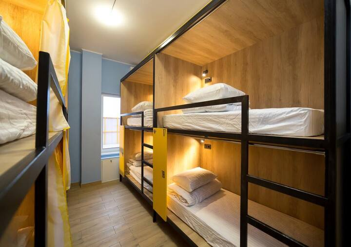 Hostel Bee Station - CAPSULA