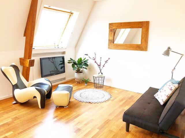 Appartement Het uitzicht! Hartje centrum Den Bosch