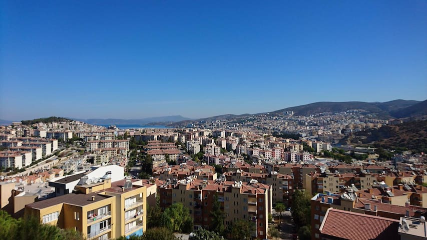 Appartement Kusadasi - Ladies beach - Kusadasi - Lägenhet