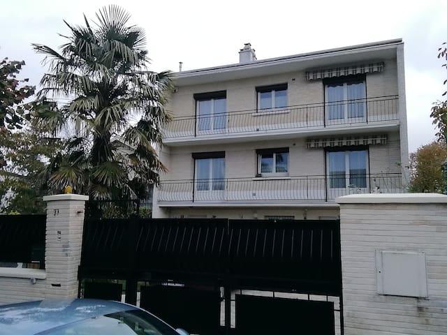 Appartement entre Paris et Disney de 3 pièces