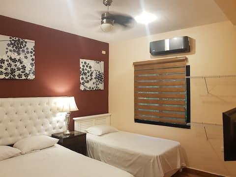 Apartamento ejecutivo en Residencial Los Llanos.