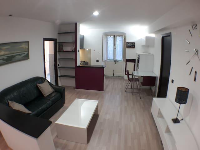 Appartamento in Piazzetta - Genova Nervi