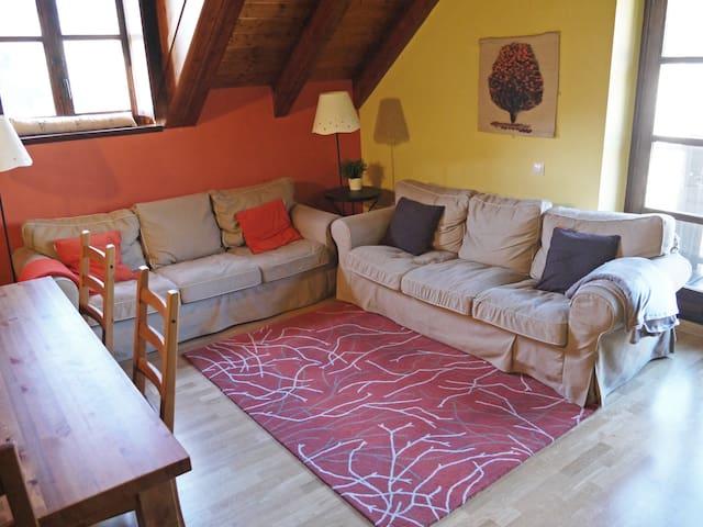 Apartamento exclusivo abuhardillado
