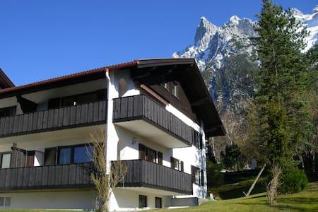 Maisonette-Wohnung im Landhausstil - Mittenwald