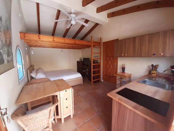 Casita de la Cumbre - Studio Apartment
