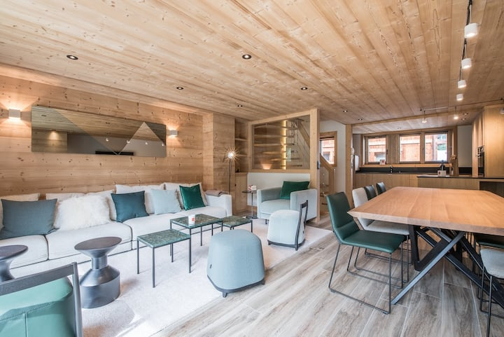 wonderful chalet totally renovated