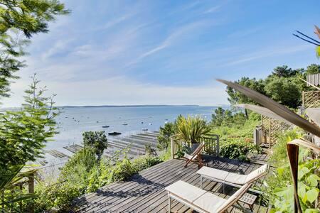 Luxurious private villa in cap ferret