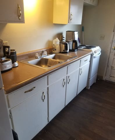 Private 1 bed/bath minutes from downtown KC