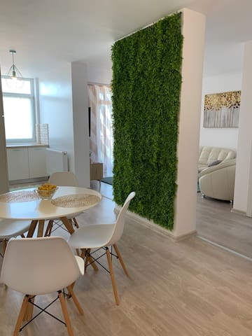 Cozy luxury apartment  in the Center of the town