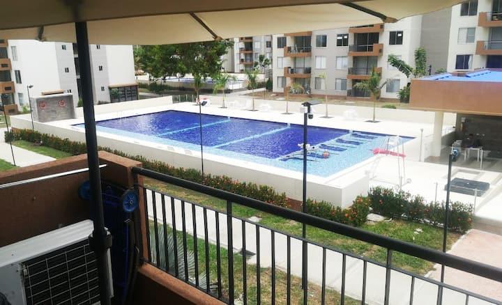 Exclusivo apartamento en  Hacienda Peñalisa