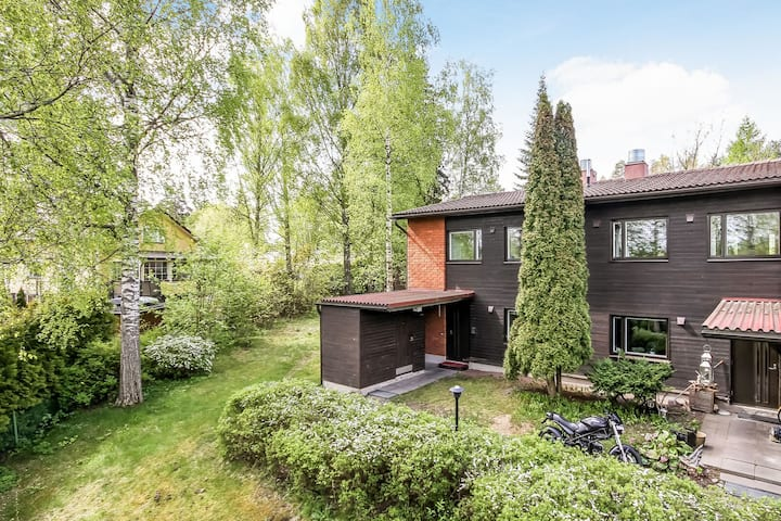 Family Friendly Duplex (Espoo/Helsinki Area)