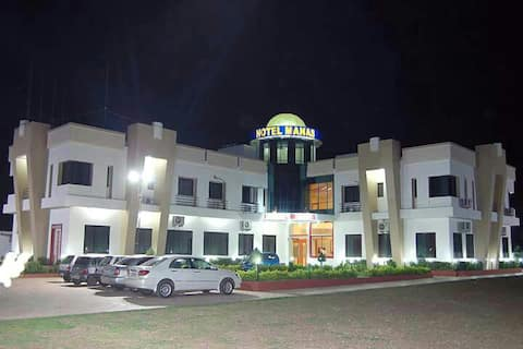 Manas Dhule by WB Hotels