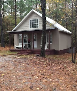 Secluded cabin minutes from Tupelo - Plantersville - Cabane