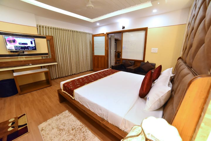 Suite Room - Hotel Vashanth Krishna Nagercoil