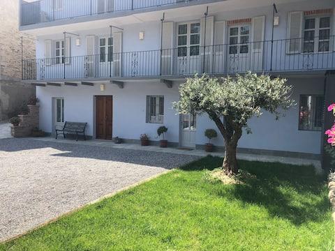Nonna Marta  appartamento 1 a Castellinaldo d'Alba