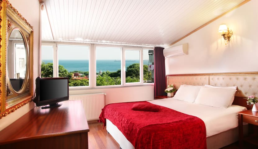 Sea view - Double or Twin Room