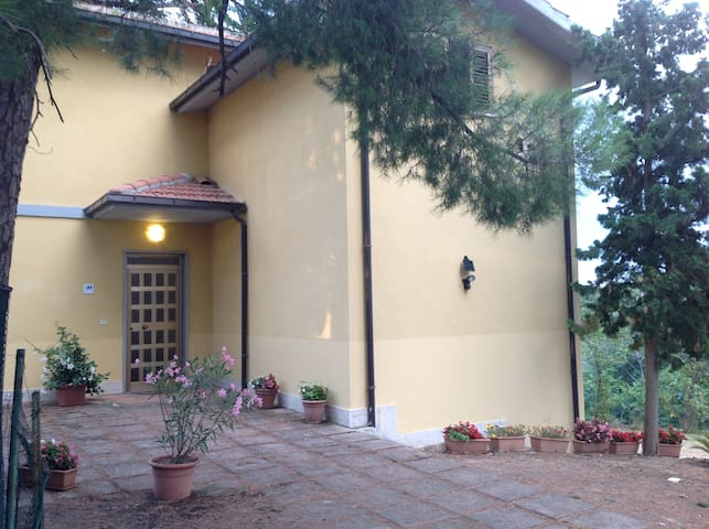 bed and breakfast in campagna