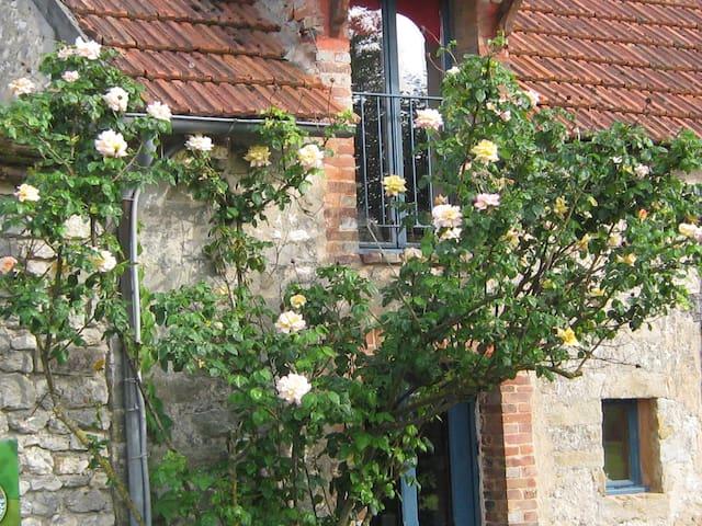 La maison des roses