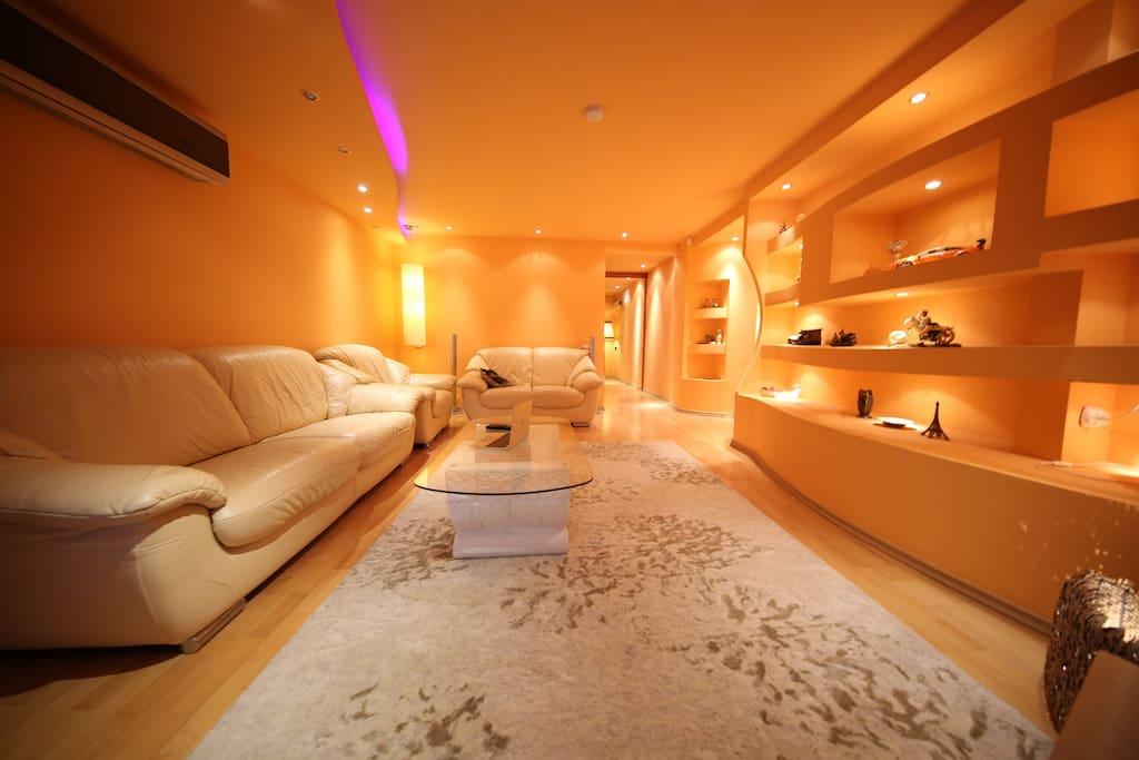 Bucharest luxury apartment decebal apartments for rent for Bucharest apartments