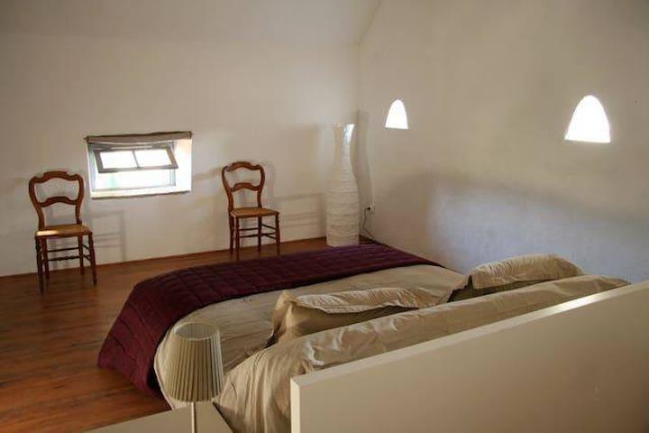 Chambre à l'etage