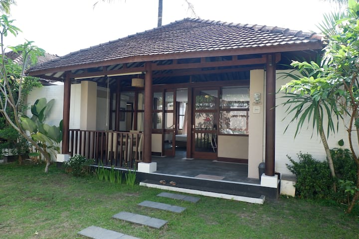 Private Bungalow with 2BR & Kitchen