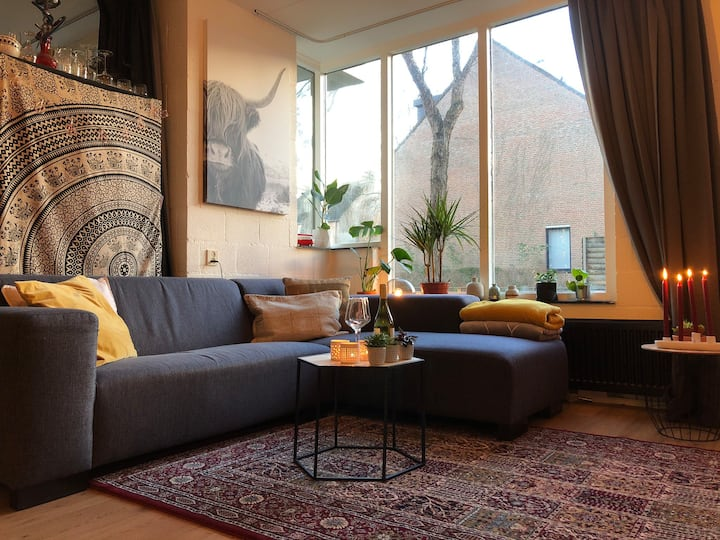 Private apartment Amersfoort Centre near Amsterdam