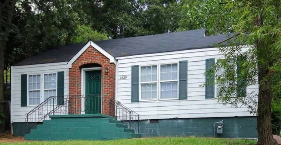 Two Private Rooms Near ATL Airport/Downtown/MARTA