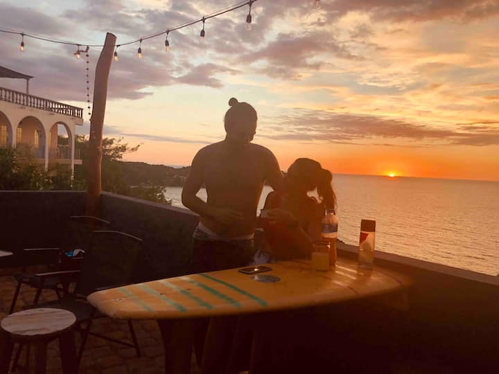 Bom Dia Sayulita-BungaLove 💙-7 min to the beach 🏄♂️