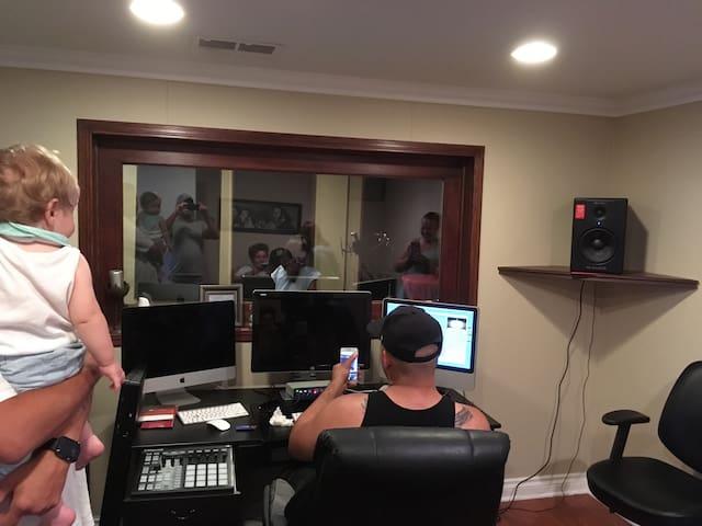 Full recording studio and more... ! - Santa Ana - Loft