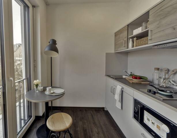 Creative apartment - Freiburg im Breisgau