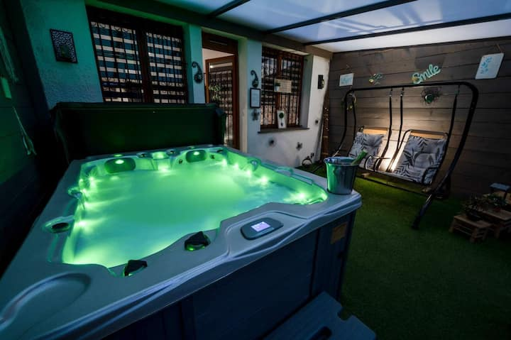 Maison Loft & Jacuzzi Privatif