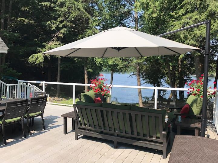 Lake Joseph Retreat