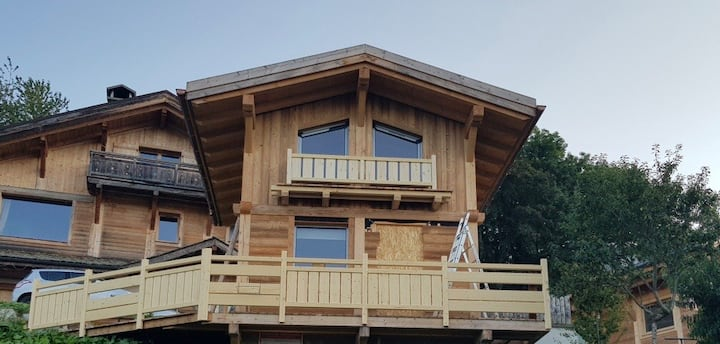 """Chalet individuel   """"le mazot"""""""